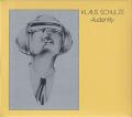 KLAUS SCHULZE/Audentity(2CD) (1983/15th) (クラウス・シュルツェ/German)