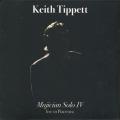 KEITH TIPPETT/Mujician Solo IV (2012/Live) (キース・ティペット/UK)