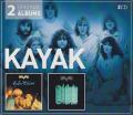 KAYAK/Eyewitness + Merlin(Used 2CD Box) (1981/Live+8th) (カヤック/Holand)