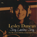 LESLEY DUNCAN/Sing Lesley Sing: The RCA & CBS Recordings 1698-1972 (1968-72/1+2th+6bonus) (レズリー・ダンカン/UK)