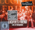 LUCIFER'S FRIEND/Live At Rockpalast 1978 (1978/DVD+CD) (ルシファーズ・フレンド/German)