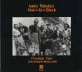 LOUIS MOHOLO'S VIVA LA BLACK/Freedom Tour 1993 (1994/Live) (ルイス・モホロズ・ヴィヴァ・ラ・ブラック/South Africa,UK)