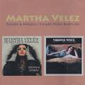 MARTHA VELEZ/Fiends & Angels + Escape From Babylon (1969+76/1+4th) (マーサ・ベレス/USA,UK)