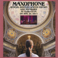 MAXOPHONE/Official Bootleg Limited Edition: Club Citta On APR.26.2013(Used CD) (2013/Live) (マクソフォーネ/Italy)