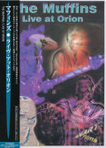 THE MUFFINS/Live At Orion(ライヴ・アット・オリオン)(Used DVD) (2002/Live) (ザ・マフィンズ/USA)