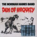 THE NORMAN HAINES BAND/Den Of Iniquity (1971/only) (ノーマン・ハインズ・バンド/UK)