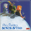 PINK FAIRIES/Never Never Land(Used CD) (1971/1st) (ピンク・フェアリーズ/UK)