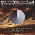 PFM/Paper Charms: The Complete BBC Recordings 1974-1976 (1974-76/2CD+DVD) (プレミアータ・フォルネリア・マルコーニ/Italy)