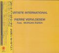 PIERRE VERVLOESEM/MORGAN AGREN/Artists International (2019) (ピエール・フェルヴローゼム/モルガン・オーギュレン/Belgium,Sweden)