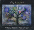 RAY RUSSELL/Now More Than Ever(Used CD) (2013) (レイ・ラッセル/UK)