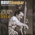 RAVI SHANKAR/Improvisations (1962) (ラヴィ・シャンカール/India,USA)
