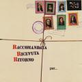 RACCOMANDATA RICEVUTA RITORNO/Per... Un Mondo di Crlstallo(Used CD) (1972/only) (ラコマンダータ・リチェヴュータ・リトルノ/Italy)