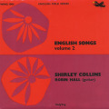 SHIRLEY COLLINS/English Song Volume 2(7inch EP) (1964/EP) (シャーリー・コリンズ/UK)