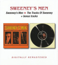 SWEENEY'S MEN/Same + Tracks Of Sweeney(2CD) (1968+69/1+2th) (スウィニーズ・メン/Ireland)