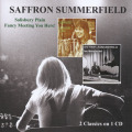 SAFFRON SUMMERFIELD/Salisbury Plain + Fancy Meeting You Here! (1974+76/1+2th) (サフロン・サマーフィールド/UK)
