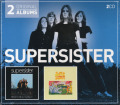 SUPERSISTER/Present From Nancy + Pudding And Gisteren(2CD) (1970+72/1+3th) (スーパーシスター/Holland)