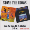 STONE THE CROWS/Same + Ode To John Law (1969+70/1+2th) (ストーン・ザ・クロウズ/UK)