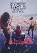 TASTE/What's Going On: Live At The Isle Of Wight(DVD) (1970/Live) (テイスト/UK,Ireland)