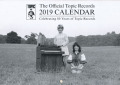 V.A.(SHIRLEY&DOLLY COLLINS,ANNE BRIGGS,etc)/Topic Records 2019 Calendar (シャーリー&ドリー・コリンズ,アン・ブリッグス他/UK)