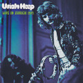 URIAH HEEP/Live In Zurich 1971 (1971/Live) (ユーライア・ヒープ/UK)