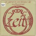 ZEIT/Un Giorno In Una Piazza Del Mediterraneo(LP) (1979/1st) (ゼイト/Italy)