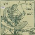 ZEIT/Il Cerchio Degli Antichi Colori(LP+7inchEP) (1981/2nd) (ゼイト/Italy)