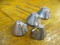 【釣道具まるかつ】オリジナル スミイカテンヤ作成キット テンヤオモリ(鉛ヘッド) 15号・20号・25号・30号