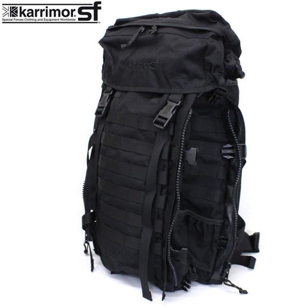 正規取扱店 karrimor SF(カリマースペシャルフォース) PREDATOR PATROL 45(プレデターパトロール45 リュックサック) BLACK KM021