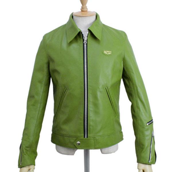 正規取扱店 Lewis Leather(ルイスレザー) No.59T CORSAIR TIGHT FIT(コルセア タイトフィット) GREEN グリーン