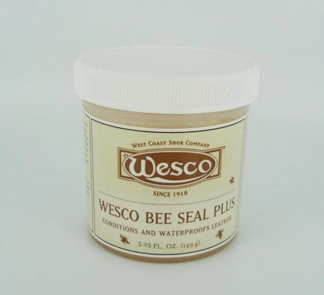 Wescoウエスコ 正規ディーラー Bee Seal Plus ビーシールプラス メンテナンスグッズ