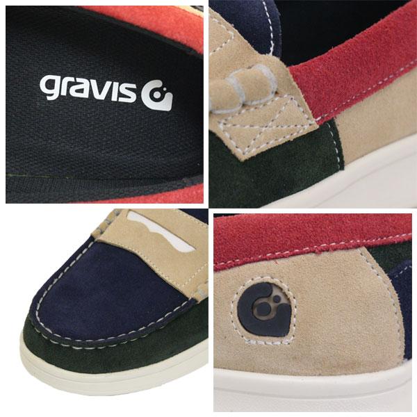 gravis(グラビス)正規取扱店THREEWOOD(スリーウッド)