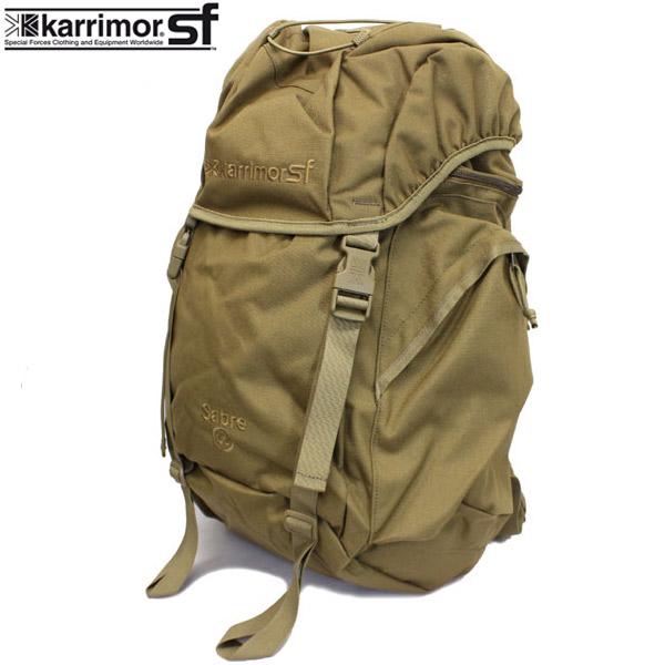 正規取扱店 karrimor SF(カリマースペシャルフォース) SABRE 35(セイバー35 リュックサック) COYOTE KM019