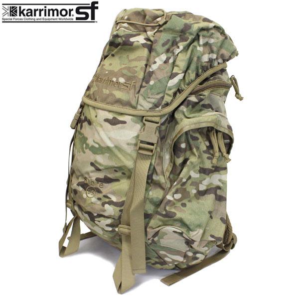 正規取扱店 karrimor SF(カリマースペシャルフォース) SABRE 35(セイバー35 リュックサック) MULTICAM KM020