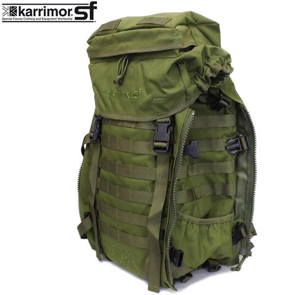 正規取扱店 karrimor SF(カリマースペシャルフォース) PREDATOR PATROL 45(プレデターパトロール45 リュックサック) OLIVE KM022