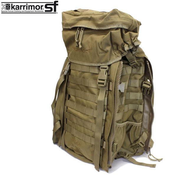 正規取扱店 karrimor SF(カリマースペシャルフォース) PREDATOR PATROL 45(プレデターパトロール45 リュックサック) COYOTE KM023