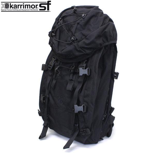 正規取扱店 karrimor SF(カリマースペシャルフォース) SABER 45(セイバー45 リュックサック) BLACK KM029