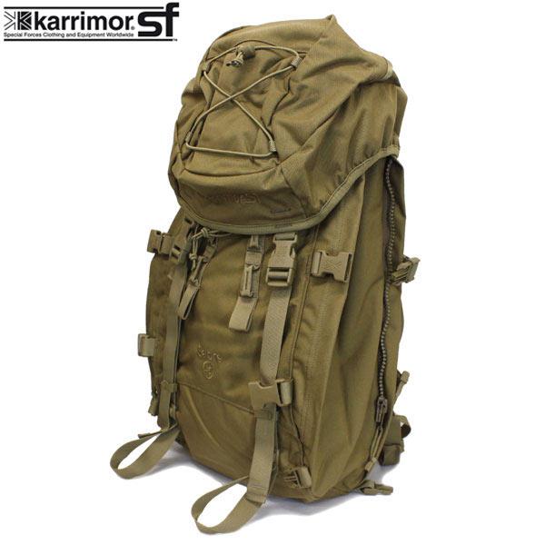 正規取扱店 karrimor SF(カリマースペシャルフォース) SABER 45(セイバー45 リュックサック) COYOTE KM031