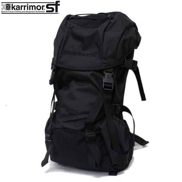 正規取扱店 karrimor SF(カリマースペシャルフォース) SABER 30(セイバー30 リュックサック) BLACK KM005