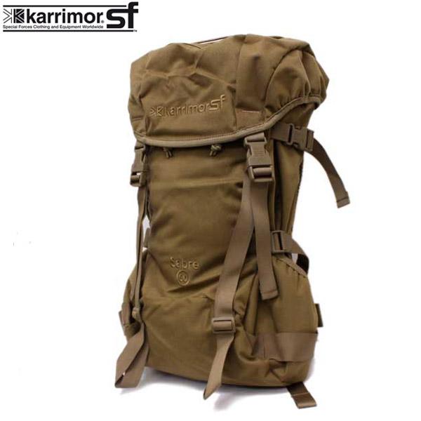 正規取扱店 karrimor SF(カリマースペシャルフォース) SABER 30(セイバー30 リュックサック) COYOTE KM007