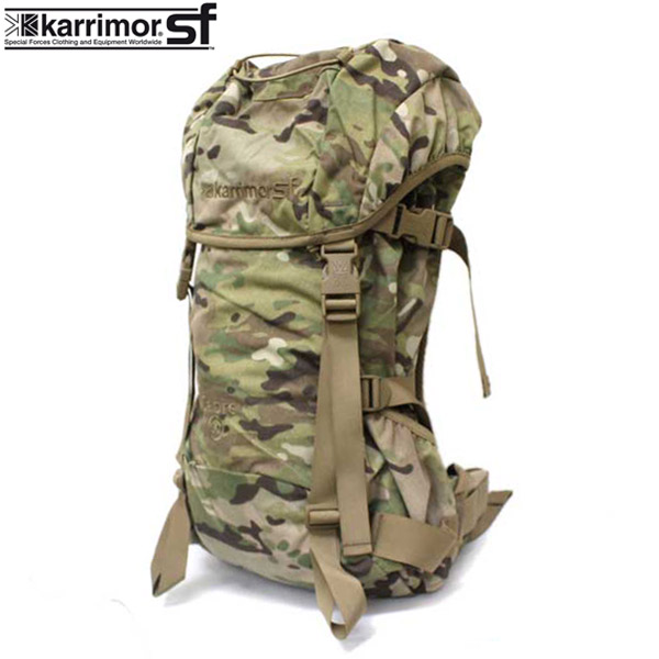 正規取扱店 karrimor SF(カリマースペシャルフォース) SABER 30(セイバー30 リュックサック) MULTICAM KM008
