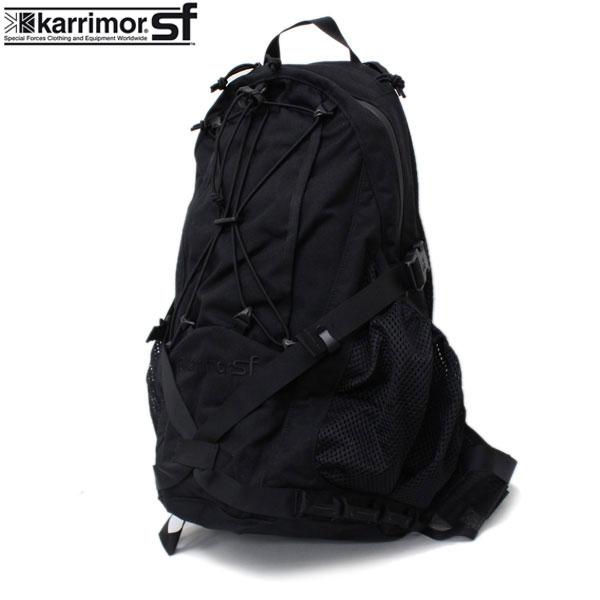 正規取扱店 karrimor(カリマー) SABER DELTA 25(セイバーデルタ25 リュックサック) BLACK KM001