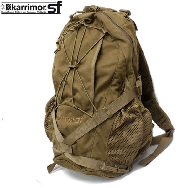 正規取扱店 karrimor SF(カリマースペシャルフォース) SABER DELTA 25(セイバーデルタ25 リュックサック) COYOTE KM003