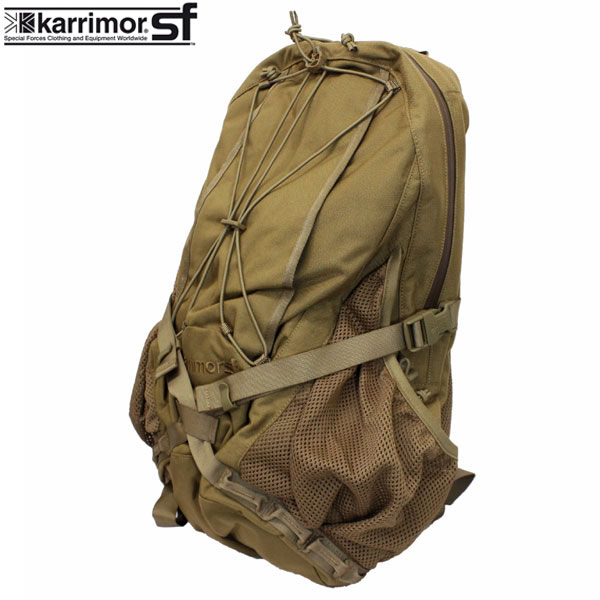 正規取扱店 karrimor SF(カリマースペシャルフォース) SABER DELTA 35(セイバーデルタ35 リュックサック) COYOTE KM027