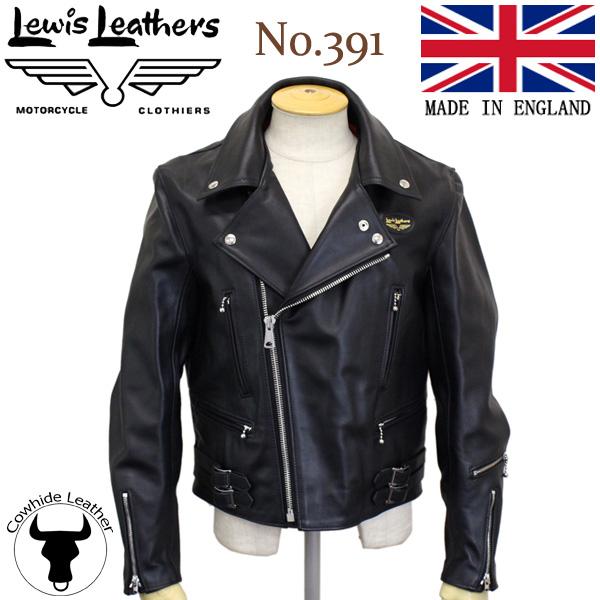Lewis Leathers(ルイスレザー)『391 ライトニング』