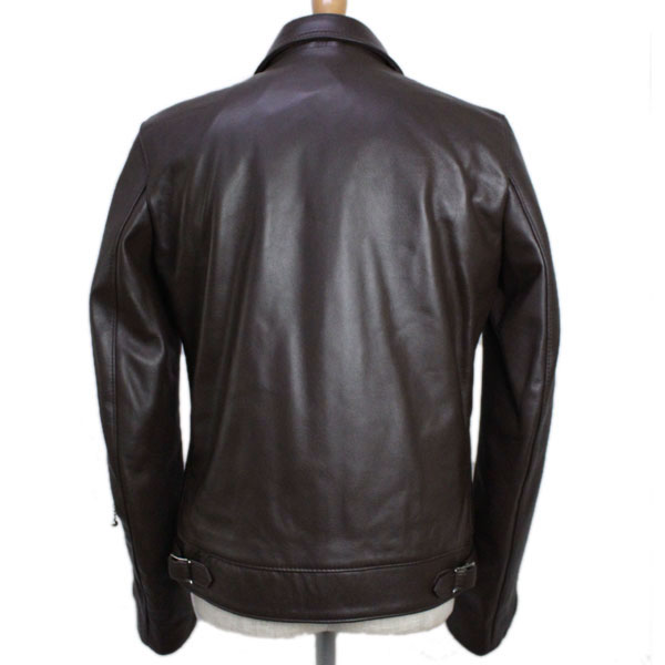 正規取扱店 Lewis Leather(ルイスレザー) No.59T CORSAIR TIGHT FIT(コルセア タイトフィット) BROWN ブラウン
