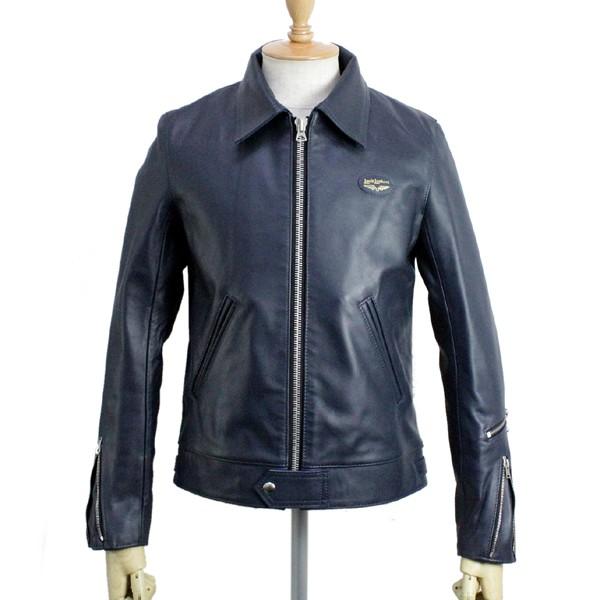正規取扱店 Lewis Leather(ルイスレザー) No.59T CORSAIR TIGHT FIT(コルセア タイトフィット) DARK BLUE ダークブルー