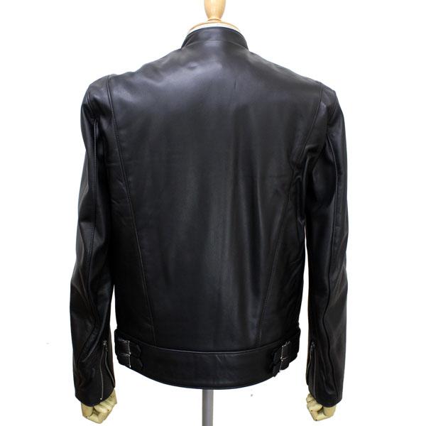 正規取扱店Lewis Leather(ルイスレザー) No.68 SUPER SPORTS MAN(スーパースポーツマン) BLACK ブラック