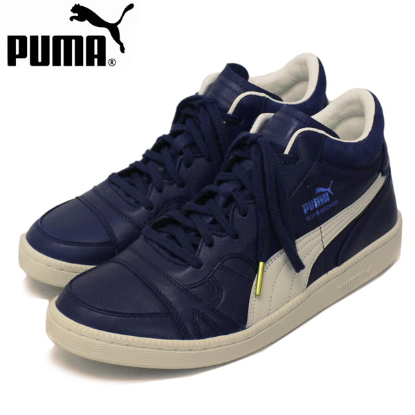 正規取扱店 PUMA(プーマ) 357768-03 BECKER LEATHER (ベッカーレザー) PEACORT PM065
