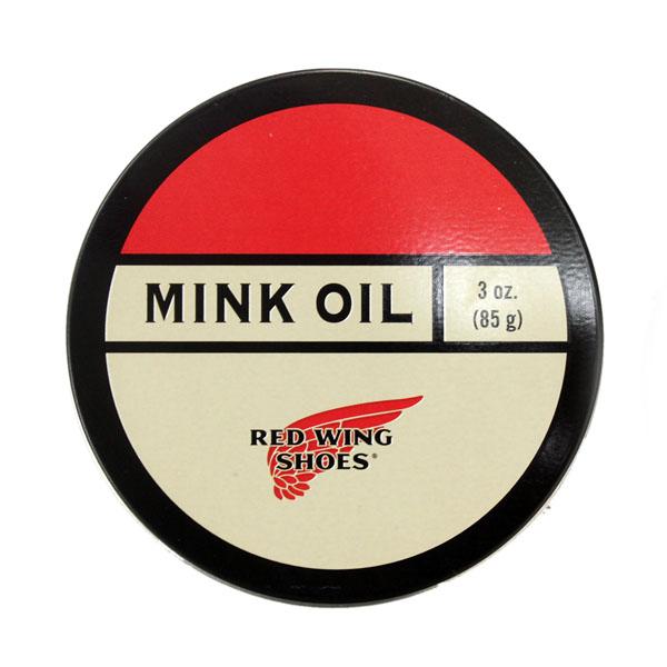 正規取扱店 RED WING(レッドウィング) 97105 ミンクオイル(保革クリーム)