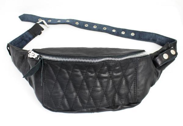 正規取扱 SCHOTT(ショット) PADDED BODY BAG(パッデッド ボディー バッグ) BLACK ブラック